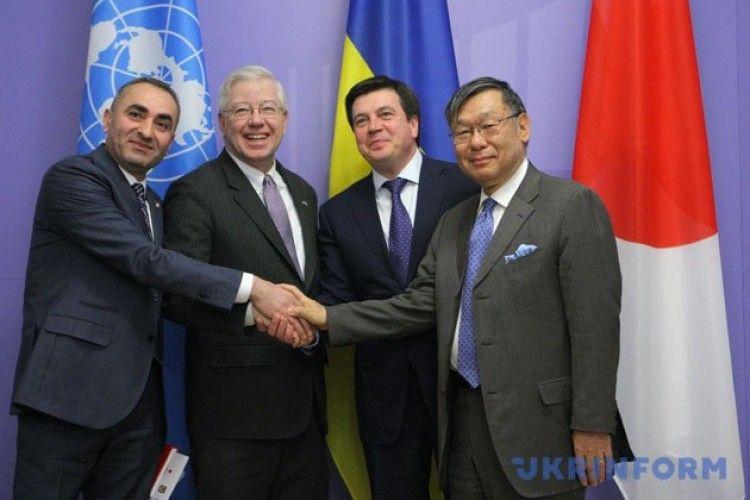 Японія підкине грошенят на відновлення Донбасу