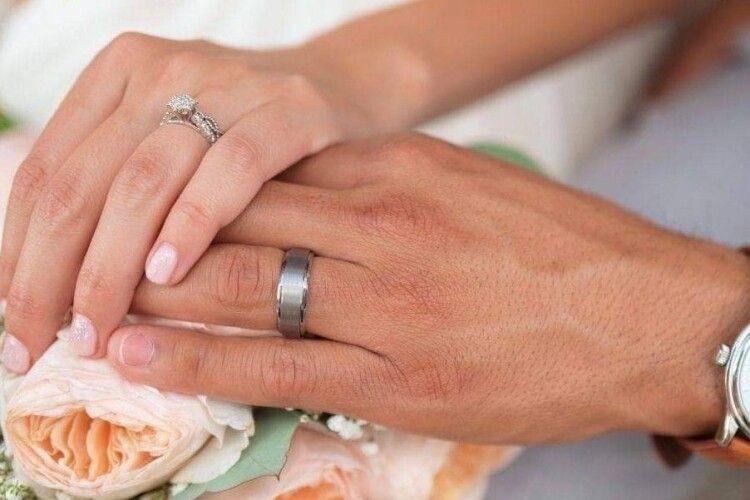 Минулого року 165 волинян уклали шлюби з іноземцями