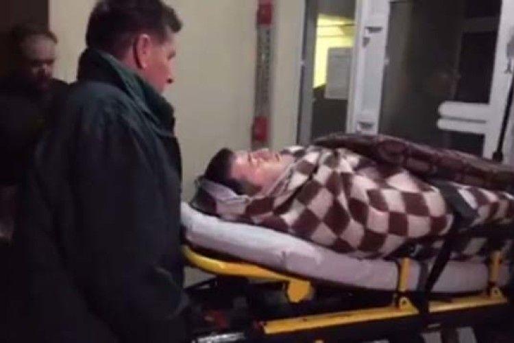 Лікарі спростували інфаркт Насірова