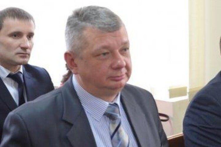 Стосовно луцького судді Сівчука відкрили дисциплінарну справу