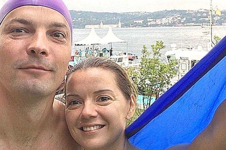 Марічка Падалко заплакала,  коли перепливла Босфор під блискавицями
