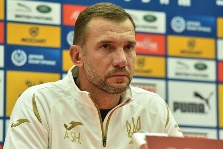 Втомились бідолахи: Шевченко прокоментував розгромний матч Україна - Іспанія