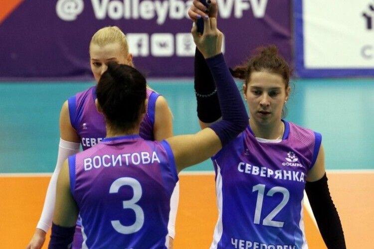 Українська волейболістка продовжить кар'єру у Швейцарії