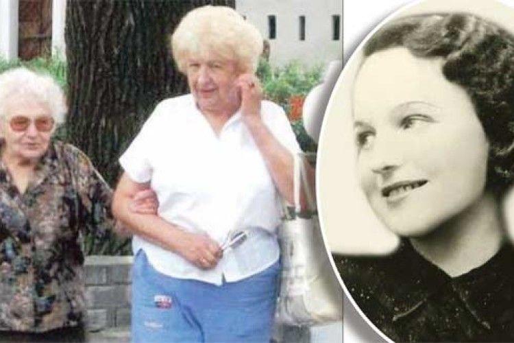 Війна розлучила подружжя на 56 років