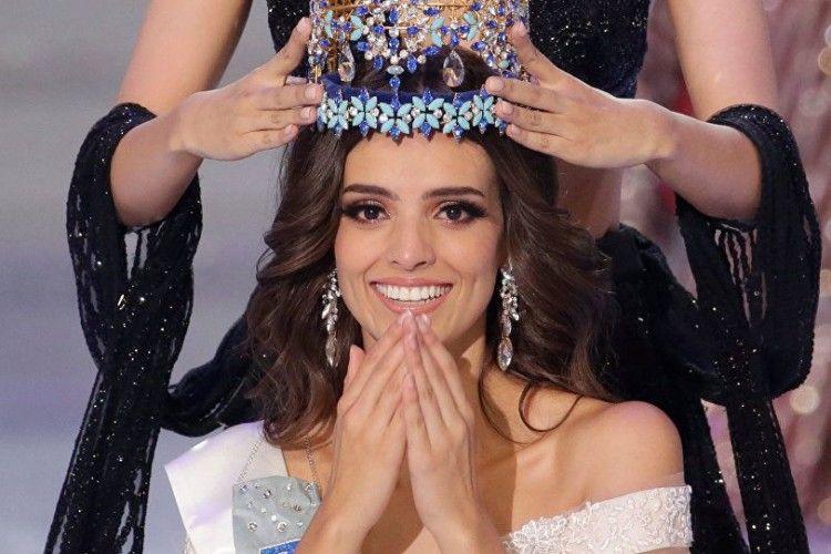 Міс світу-2018: найкрасивішою дівчиною планети стала мексиканка