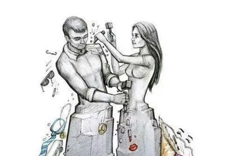 «Ніколи некомандуй чоловіком, краще зроби так, щоб він…»