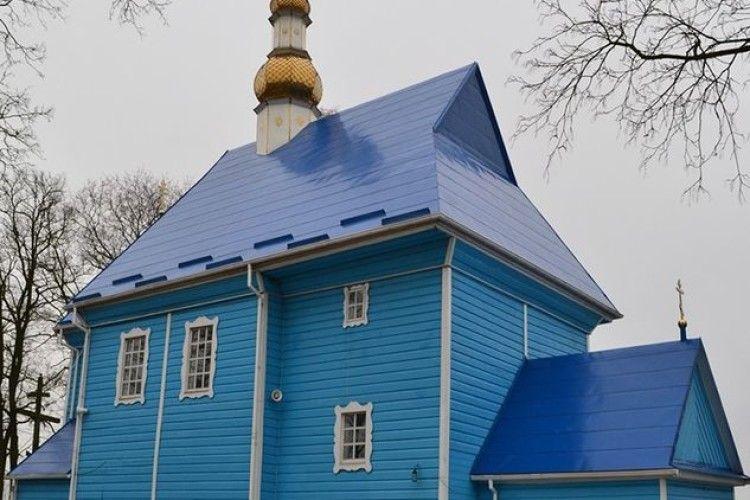 Найстарішій церкві Ратнівщини — 240 років