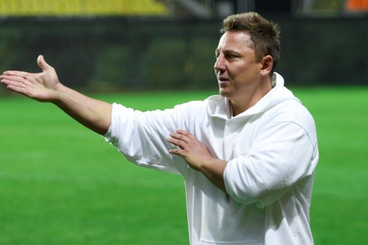 ФК «Минай» звільнив Василя Кобіна з посади головного тренера