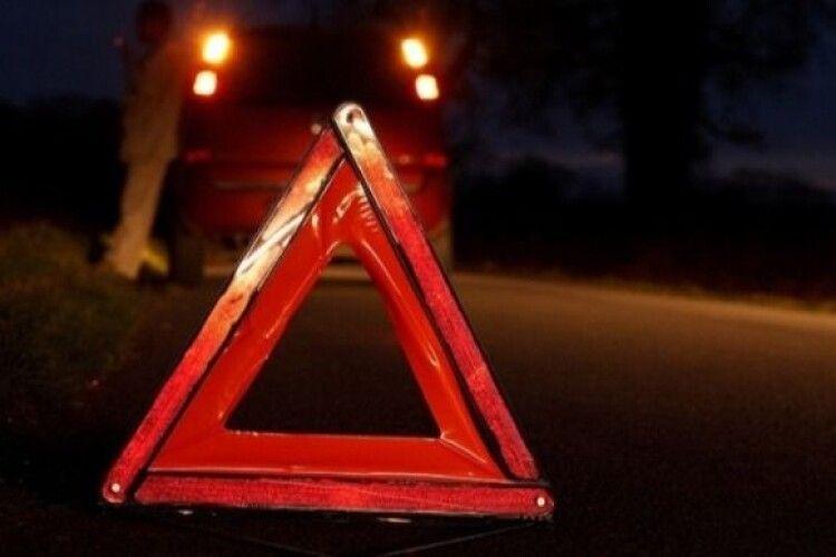 Поліцейська напідпитку збила двох пішоходів у Рівному