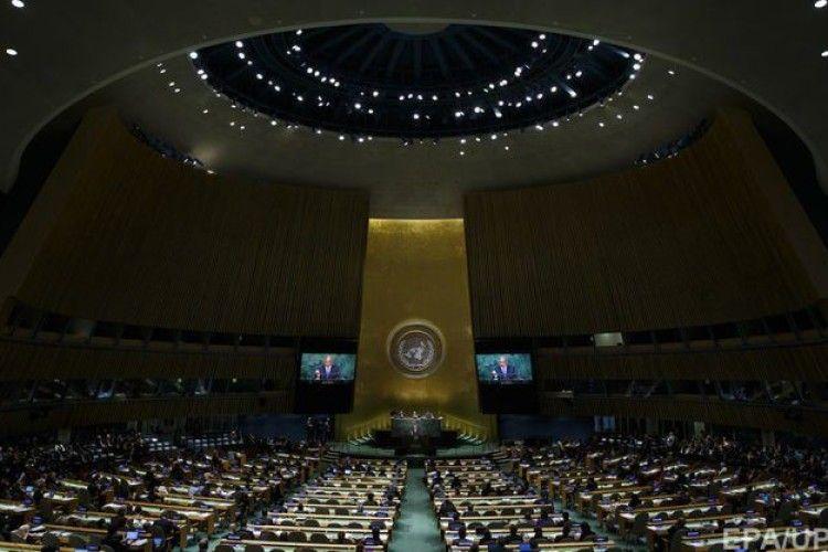 Резолюція Генасамблеї ООН щодо Криму: які країни проголосували проти
