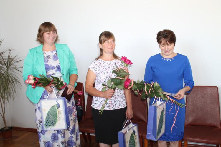В Локачинському районі відзначили матерів-героїнь