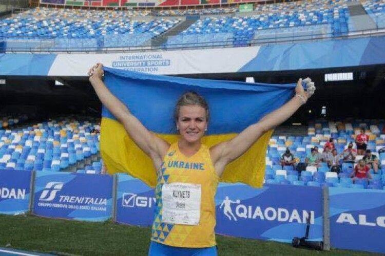 Волинянка - третя на командному чемпіонаті Європи з легкої атлетики