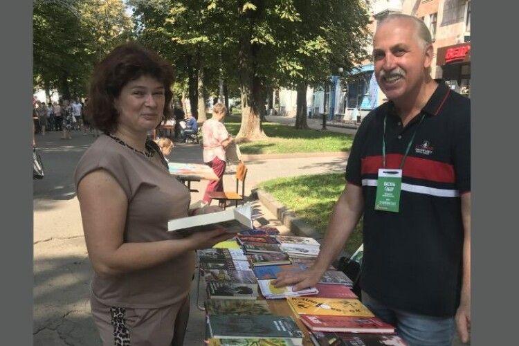 Нововолинськ читав, читає і… буде читати