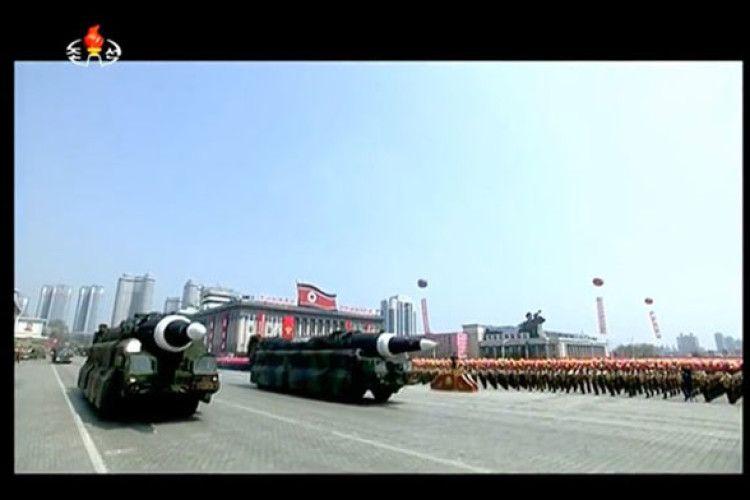 Північна Корея вирішила налякати Америку