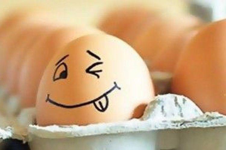 Сьогодні свято у яйця
