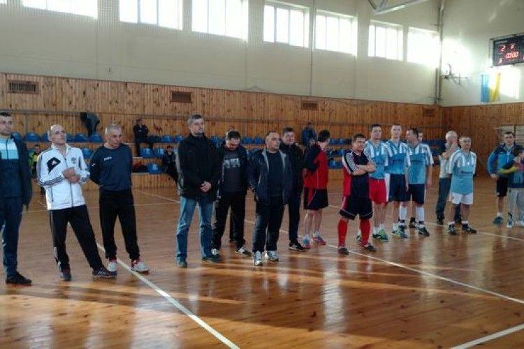 У Ковелі - чемпіонат міста з міні-футболу «Парад зірок-2017»