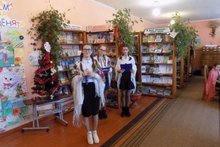 Любешівські діти долучилися до давніх традицій