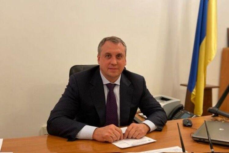 Новий заступник волинського губернатора вищу освіту здобув у36років