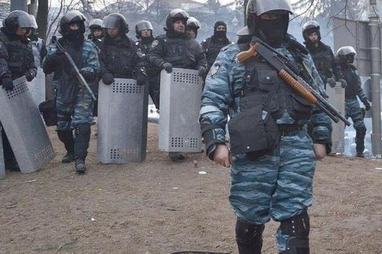 Росія може надати втікачам екс-беркутівцям, які розстрілювали Майдан, громадянство за прискореною процедурою