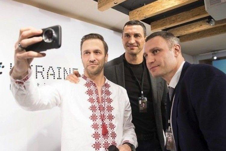 Клички отримали спецнагороду за успішне просування позитивного образу України в світі