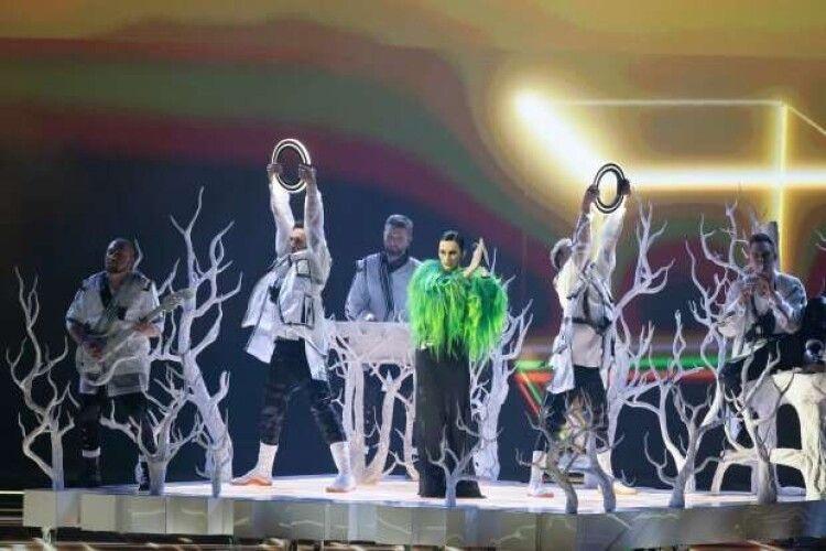 Переможці Євробачення 2021 вважають виступ українського гурту Go_A найкращим на конкурсі