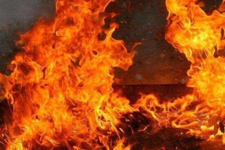 На Рівненщині підпалили цех волинського підприємця