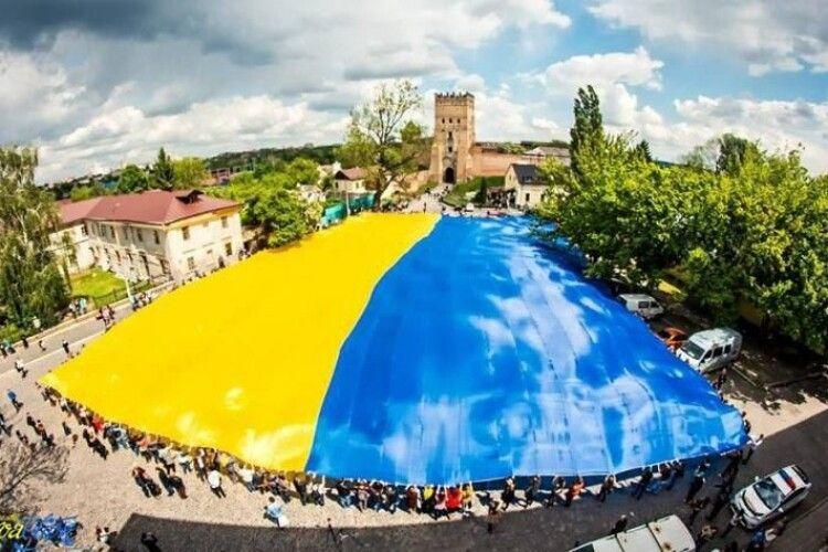 Як у Луцьку святкуватимуть День Незалежності (Програма)