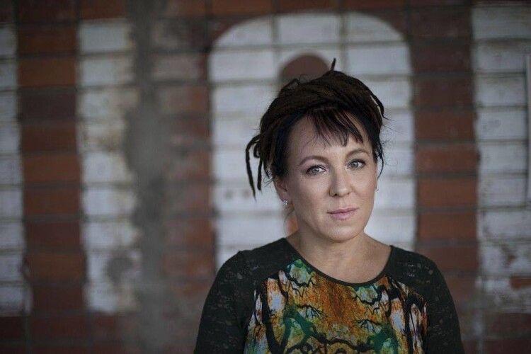 Польська письменниця українського походження Ольга Токарчук одержала Нобелівську премію з літератури