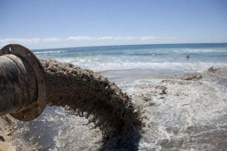 За забруднення водойм - до семи років за грати