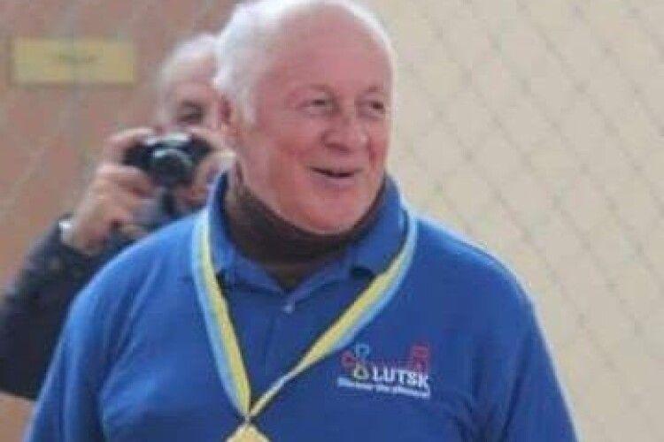 У Луцьку помер відомий тренер