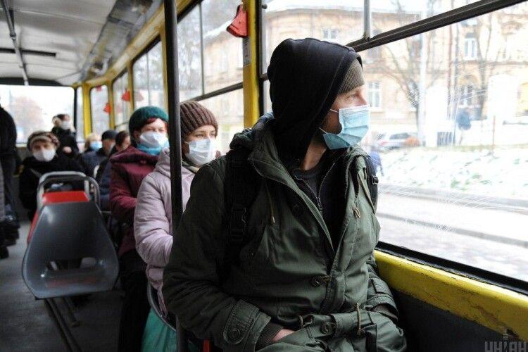 У транспорті відбувається до 30% випадків зараження коронавірусом, – Держспоживслужба