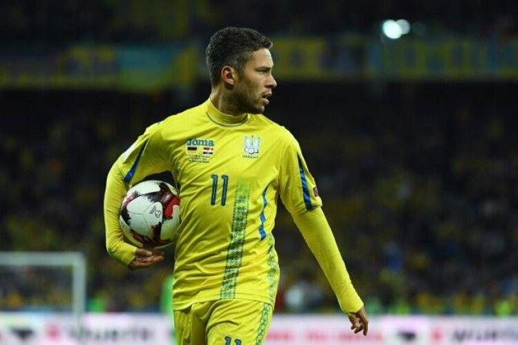 «Моя історія взбірній закінчена, але серце завжди буде зцією командою»: півзахисник «Шахтаря» йде зі збірної України