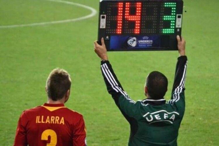 Після завершення карантину футбольним командам дозволять робити аж по п'ять замін протягом гри