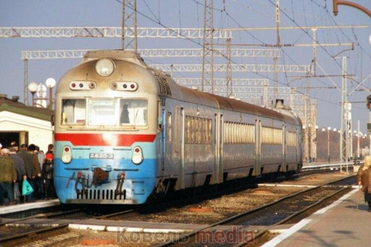 Чи відновлять рух потяга «Ковель-Ягодин»?