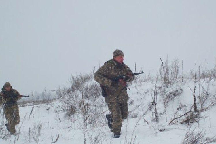 На Рівненщині завершується цикл підготовки старшин, сержантів та офіцерів за стандартами НАТО