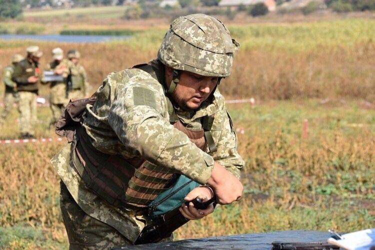 У п'ятницю зафіксовано 3 факти порушення режиму припинення вогню з боку збройних формувань РФ