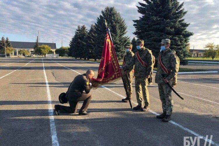 «Я радий, що очолюю такий потужний військовий колектив»: у 14-ій Омбр новий командир з бойовим досвідом