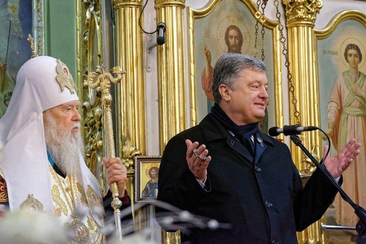 «В Україні церква має бути відокремлена від держави, особливо від іноземної»