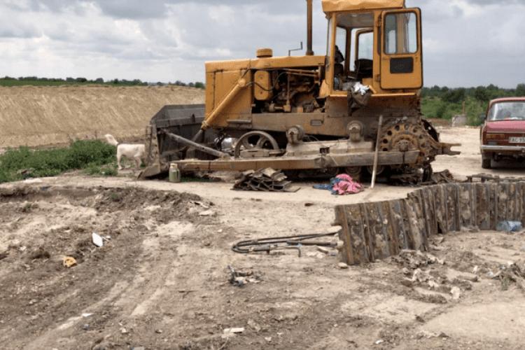 Справу про привласнення коштів на будівництві сміттєвого полігону для Володимира ще розслідують