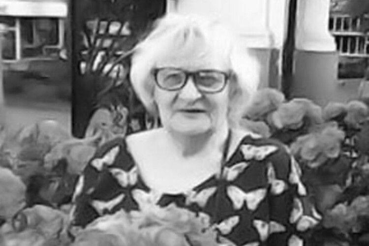 «Намагаємося тримати рівень»: померла шанована працівниця музею