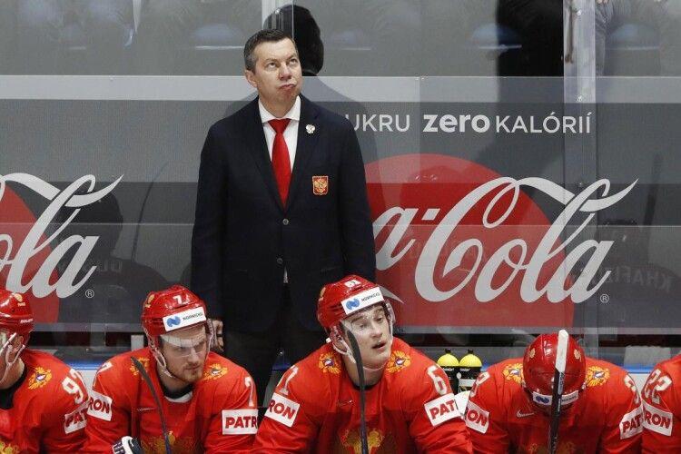 На Чемпіонаті світу з хокею складена з резервістів збірна Фінляндії взула у півфіналі «зоряний» склад росіян