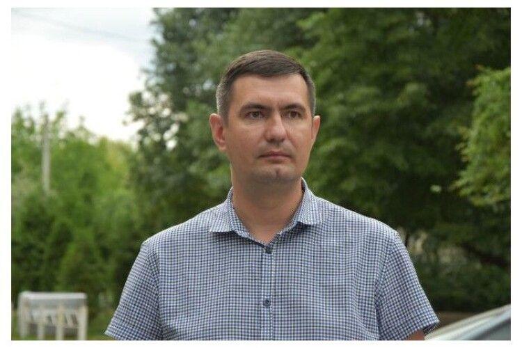 Голова Волинської облради придбав кросовер за пів мільйона гривень