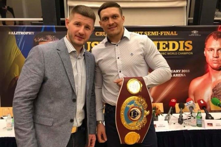 Великий бокс: українець зустрінеться з «непереможеним» латишем