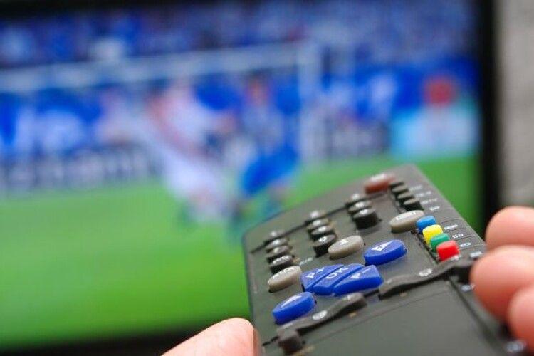 Фінал Кубка України покажуть два українські телеканали