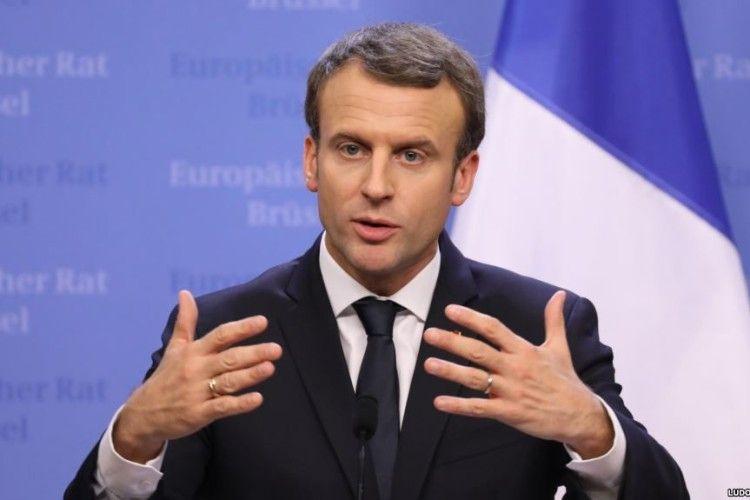 Президент Франції розпочав свій перший державний візит до Китаю