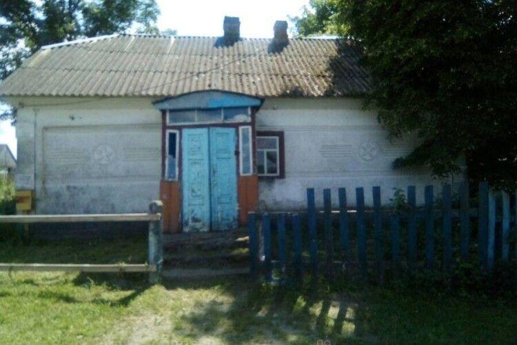 На Ковельщині здадуть в оренду будівлю сільради