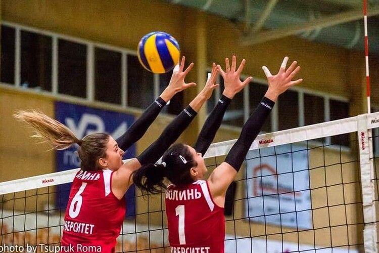 Волейбол: у Луцьку вирішуватиметься доля суперлігової бронзи