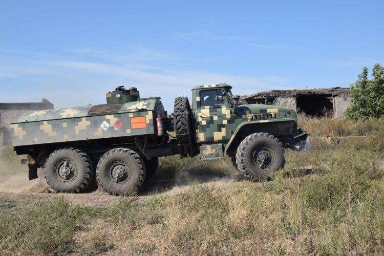 Збройні формування РФ на лінії зіткнення 8 разів порушили режим припинення вогню. Поранено військовослужбовця