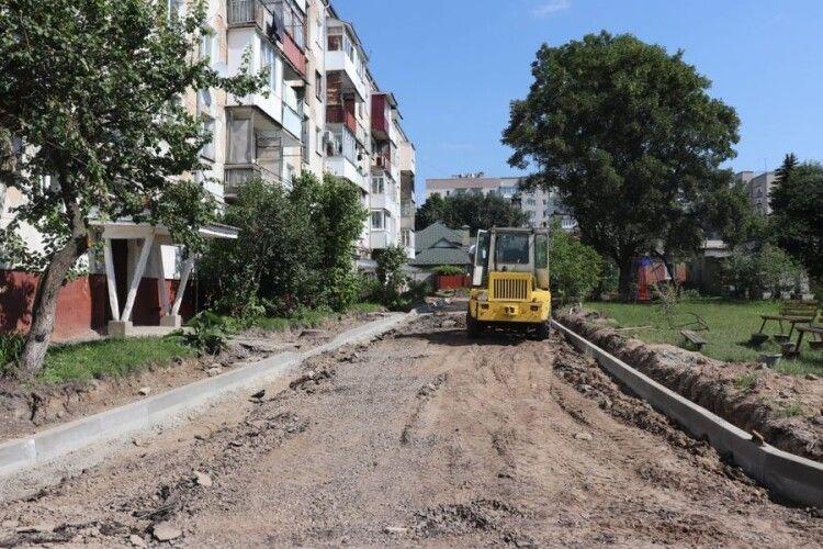 У Володимирі-Волинському дорогу будуватимуть поляки
