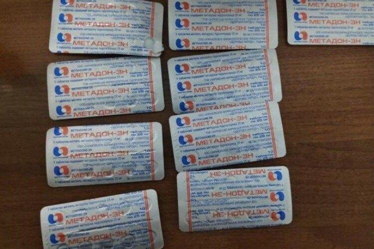 У «Ягодині» у пасажира автобуса знайшли нарковмісні таблетки
